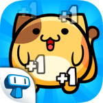 Kitty Cat Clicker - Hungry Cat Feeding Game for pc icon
