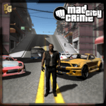 Mad City Crime 2 for pc icon