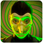 Smiling-X Horror game: Escape from the Studio for pc icon