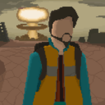 ☢ The Wanderer - Post-Apocalyptic RPG Survival for pc icon