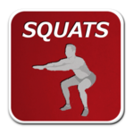 Squats - Fitness Trainer for pc icon