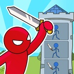 X-HERO: Idle Avengers for pc icon
