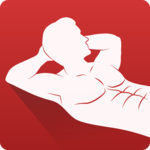Abs workout A6W - flat belly at home for pc icon