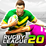 Rugby League 20 for pc icon