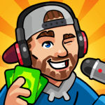 Idle Tuber - Become the world's biggest Influencer for pc icon