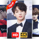 BTS Jungkook Wallpapers Kpop HD New for pc icon