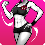 30 Days Women Workout - Fitness Challenge for pc icon
