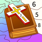 Flow Bible Painting for pc icon