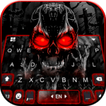 Zombie Skull Keyboard Theme for pc icon