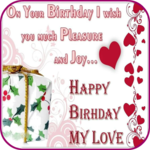 Happy Birthday Images For Wife for pc icon