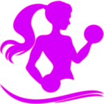 Gym Fitness & Workout Women : Personal trainer for pc icon