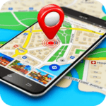 Maps & GPS Navigation: Find your route easily! for pc icon