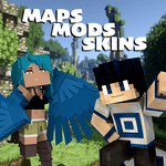 Mods, Skins, Maps for Minecraft PE for pc icon