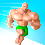 Muscle Rush - Smash Running Game for pc icon