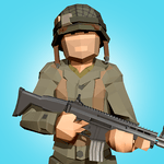 Idle Army Base: Tycoon Game for pc icon