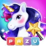My Unicorn dress up games for kids for pc icon