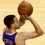 Steph Curry Basket Shots for pc icon