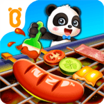 Little Panda's Food Cooking for pc icon