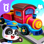 Baby Panda's Train for pc icon