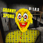 Horror Sponge Granny V1.8: The Scary Game Mod 2020 for pc icon