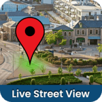 Live Street View Earth & Driving Directions App for pc icon