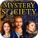 Hidden Objects: Mystery Society Crime Solving for pc icon