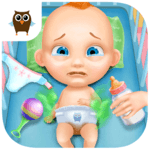 Sweet Baby Girl Daycare 5 - Newborn Nanny Helper for pc icon