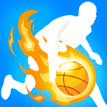 Dribble Hoops for pc icon