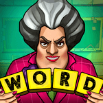 Scary Teacher : Addictive Word Game for pc icon