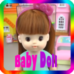 Doll Games, Baby Doll for pc icon