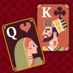 FLICK SOLITAIRE - The Beautiful Card Game for pc icon