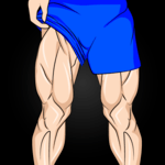 Leg Workouts - Lower Body Exercises for Men for pc icon