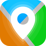 Live Gps Navigation 2018 : Satellite, Weather Map for pc icon