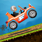 Angry Granny: Racing Car for pc icon