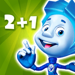 The Fixies Cool Math Learning Games for Kids Pre k for pc icon