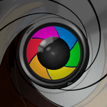 Camera ZOOM FX Cool Borders for pc icon
