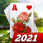 Solitales: Garden & Solitaire Card Game in One for pc icon