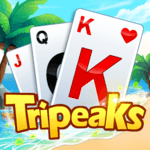 Solitaire TriPeaks - Offline Free Card Games for pc icon