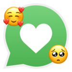 Love Story Chat — virtual story messenger for pc icon