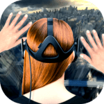 Falling down in VR for pc icon
