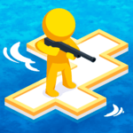 War of Rafts: Crazy Sea Battle for pc icon